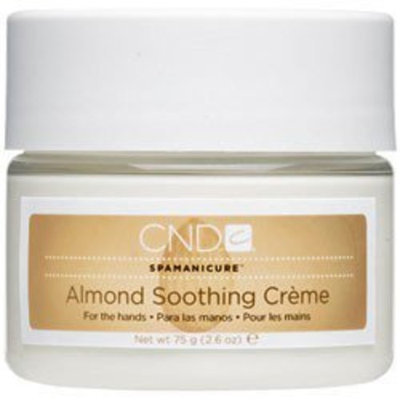 Cnd Cosmetics Creative Nail Almond Soothing Creme, 2.6 Ounce