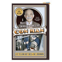 Conman : A Master Swindler's Own Story (Library of Larceny)
