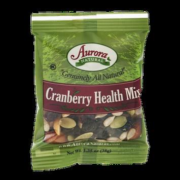 Aurora Natural Cranberry Health Mix