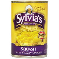 Sylvia's Squash With Vidalia Onions, 14.5-Ounce Cans (Pack of 12)