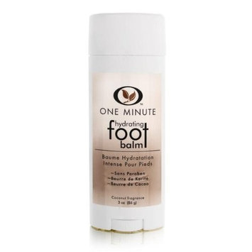 One Minute Manicure One Minute Hydrating Foot Balm 86g/3oz