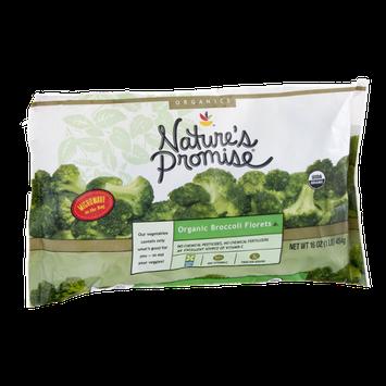 Nature's Promise Broccoli Florets Organic