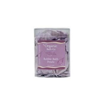 Organic Bath Bubble Bath Petals lavender vanilla 3 Ounces