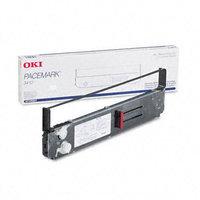 Oki OKI52105801 PM3410 Nylon Printer Ribbon, Black