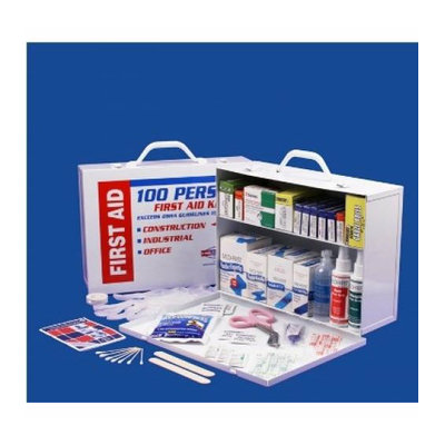 Guardian FAC2 2 Shelf First Aid Cabinet