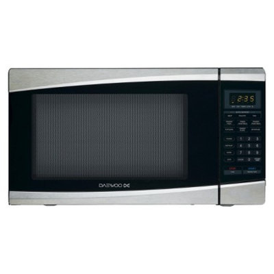 Daewoo 1.3cu.ft. 1100w Countertop Microwave with Touch Control -