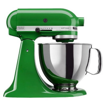 KitchenAid Artisan 5 Qt Stand Mixer- Canopy Green KSM150