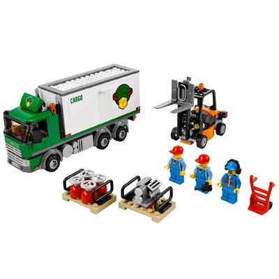Lego LEGO City Airport 60020 Cargo Truck