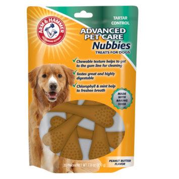 ARM & HAMMER™ Advanced Pet Care Nubbies Dental Dog Treat