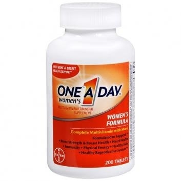One A Day Women's Multivitamin