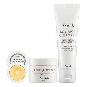 fresh Creme Ancienne Anti-Aging Skincare Set
