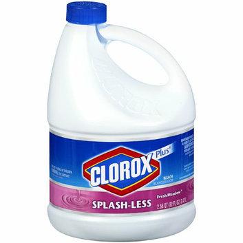 Clorox Bleach Plus Splash-Less Fresh Meadow Scent