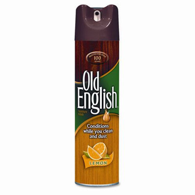 Reckitt Benckiser Furniture Polish, 12.5oz Aerosol Cans, 12/carton