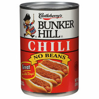 Bunker Hill Chili No Beans