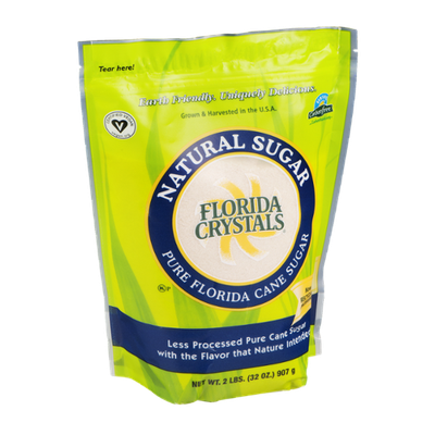 Florida Crystals Natural Sugar