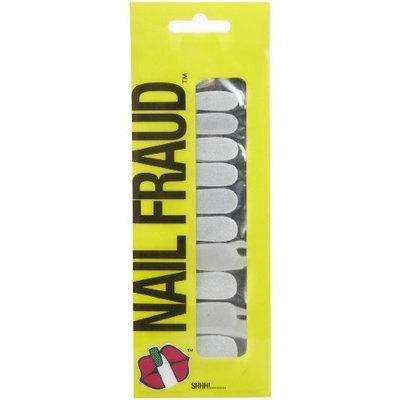 Nail Fraud Nail Polish Strips - Metallica