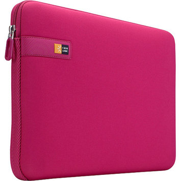 case logic LAPS116PINKP Case Logic LAPS-116 15 - 16-Inch Laptop Sleeve Pink