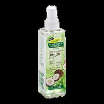 Palmer's Coconut Oil Formula with Vitamin E Dry Oil Hair Elixir