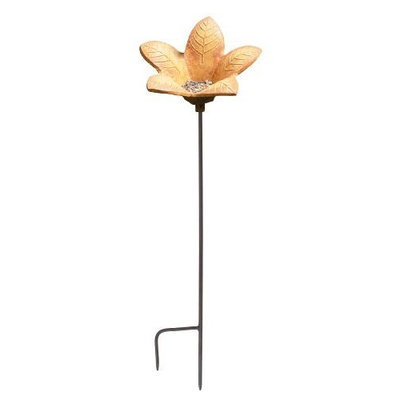 Achla Designs Palmate Birdfeeder with Stake (Discontinued by Manufacturer)