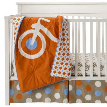 Room 365 First Trike 3-Piece Crib Set