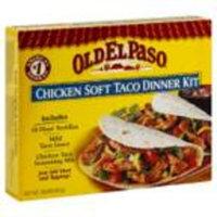 Old El Paso El Paso Chicken Soft Taco Dinner Kit (12.5 oz.)