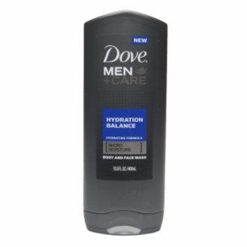 Dove Men+Care Body & Face Wash, Hydration Balance, 13.5 fl oz
