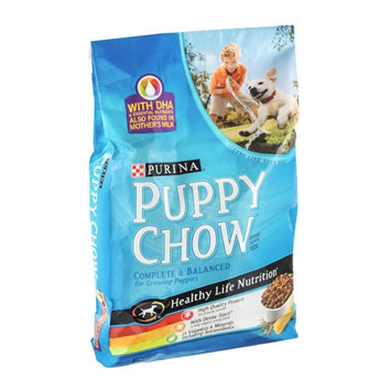 Purina Puppy Chow Complete & Balanced Puppy Food