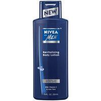 Nivea For Men Revitalizing Body Lotion, 8.4-Ounce Bottle (Pack of 3)