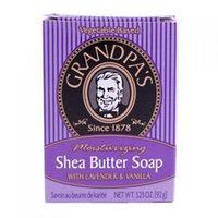 Grandpa's Moisturizing Shea Butter Soap Lavender & Vanilla