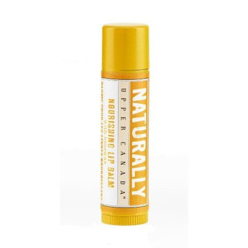 Upper Canada Naturally Nourishing Lip Balm, Warm Honey Nectar, 0.15 Ounce (Pack of 2)