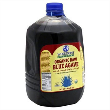 Wholesome Sweetners Wholesome Sweeteners BG19632 Wholesome Sweeteners Blue Agave Jug - 2x176OZ