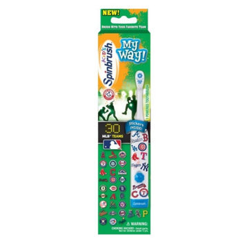 ARM & HAMMER™ SpinBrush Kids My Way Powered Toothbrush for Boys