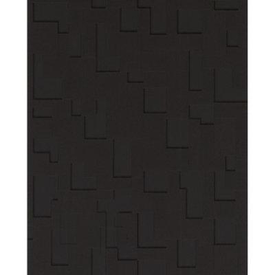 Graham & Brown Checker Wallpaper - Black