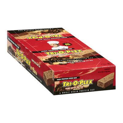 Tri-O-Plex Peanut Butter Choc Chip Protein Bar