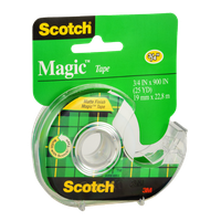 Scotch Magic Tape 3/4