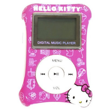 Hello Kitty MP3 Player - Multicolor (50009-TA)