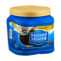 Maxwell House Ground Coffee Master Blend/Mild