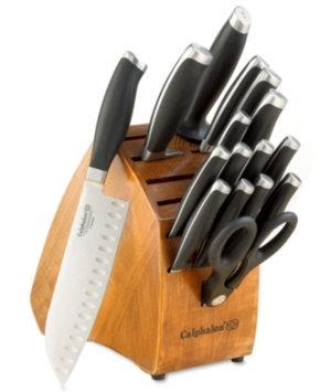 Calphalon Contemporary 17-piece Cutlery Block Set