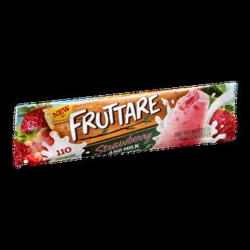 Fruttare Dessert Bar Strawberry and Milk