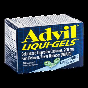 Advil Liqui-Gels Ibuprofen Capsules - 20 CT