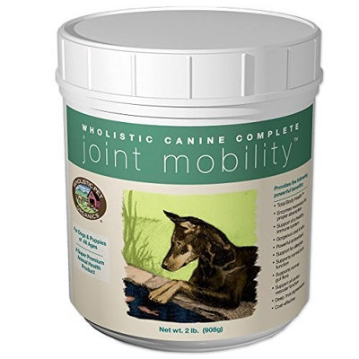 Wholistic Pet - Joint Mobility All In One Supplement 16 Oz., 16 oz powder