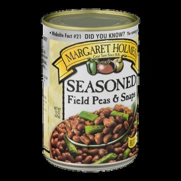 Margaret Holmes Seasoned Field Peas & Snaps