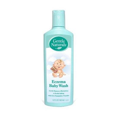 Gentle Naturals Eczema Baby Wash, Bottles (Pack of 6)