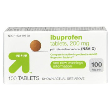 up & up up&up Ibuprofen Tablet - 100 Count