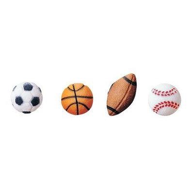 Luck's Lucks Dec-Ons Sports Balls Assortment, 319 pk