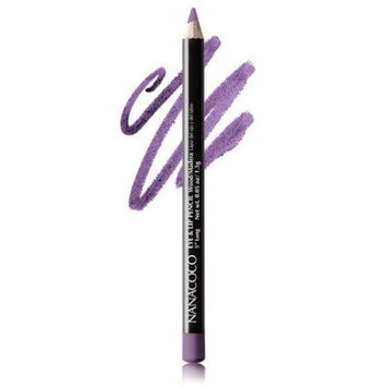 Nanacoco Eye & Lip Wood Pencil Purple (12 Pieces)