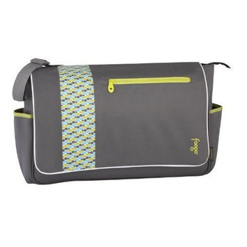 Thermos Foogo Messenger Diaper Bag, Tripoli (Discontinued by Manufacturer)