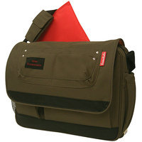 Baby Essentials Utility Messenger Diaper Bag