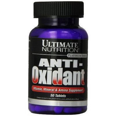 Ultimate Nutrition Anti oxidant ULTIMATE NUTRITION ANTI - OXIDANT 50 TABS,