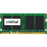 Crucial 2 GB DDR2 SDRAM Memory Module